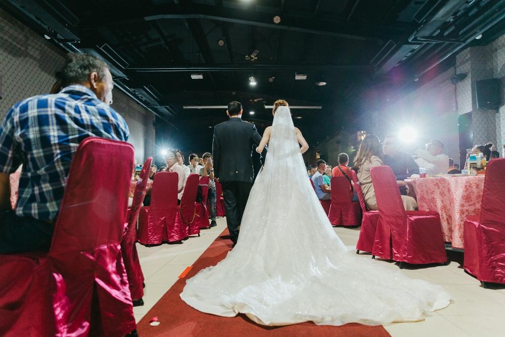 Min-Ru 迎娶+午宴 高雄吉喜海鮮餐廳