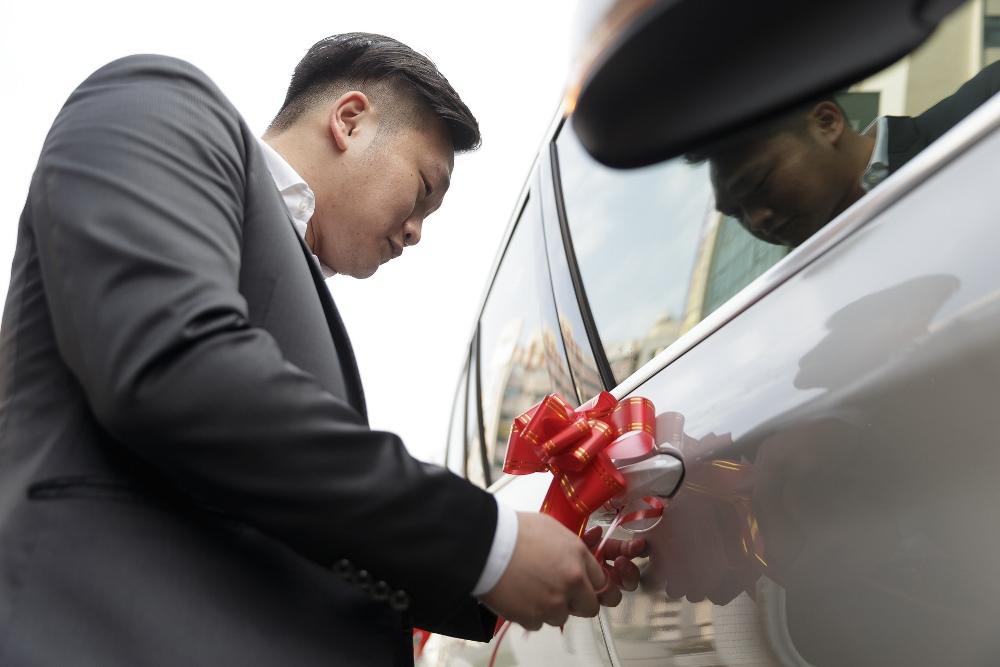 Chon-Uan 迎娶+午宴 大寮仁欣莊園