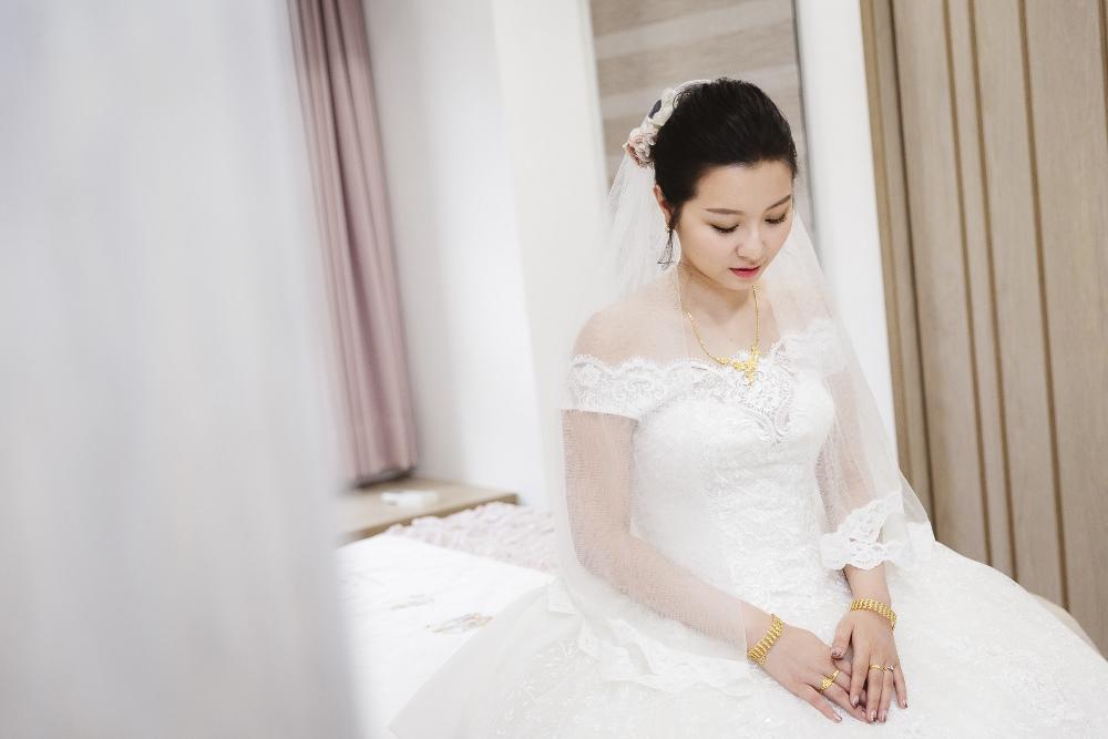 Kai-An 迎娶+午宴 海寶國際大飯店