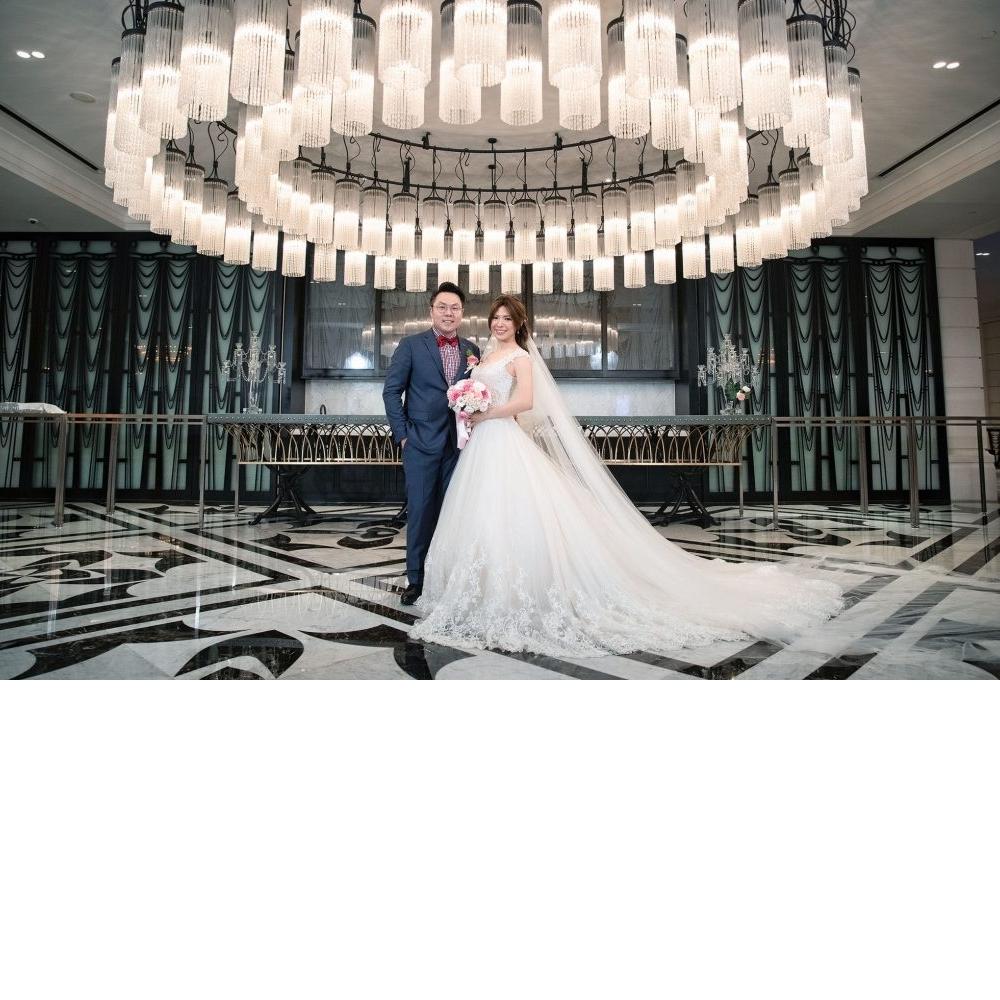 [台北婚禮攝影] R