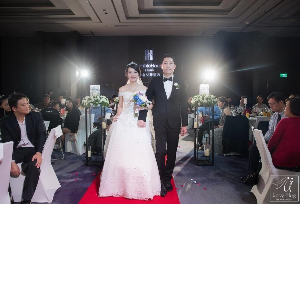 [台北婚禮攝影]Er