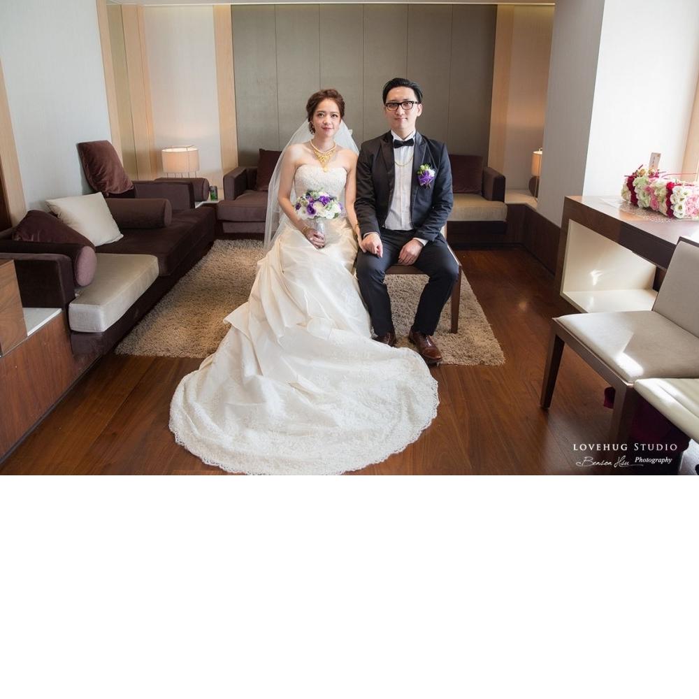 [台北婚禮攝影] 政