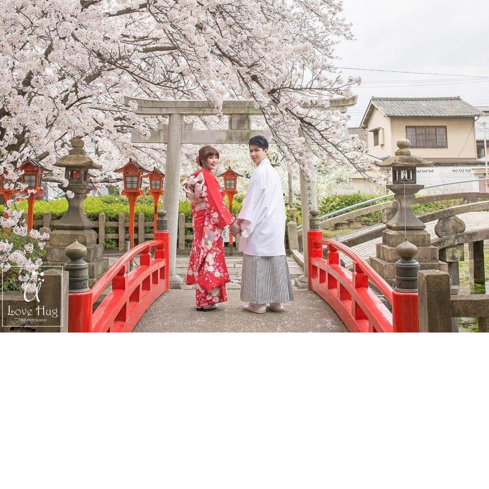 [海外婚紗|日本] Alvin & Vivian @京都 自主婚紗|自助婚紗|婚紗攝影 By 婚攝Benson Hsu