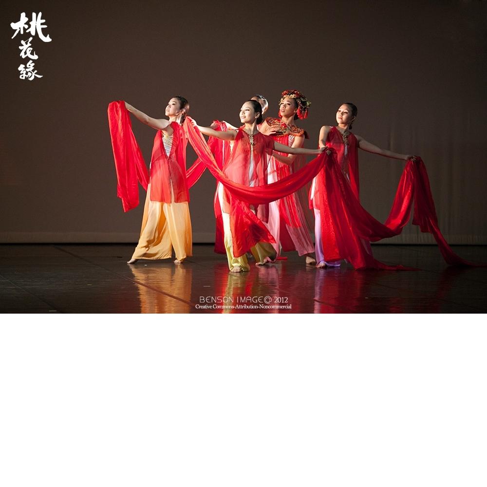 [肢體音符舞團]桃花