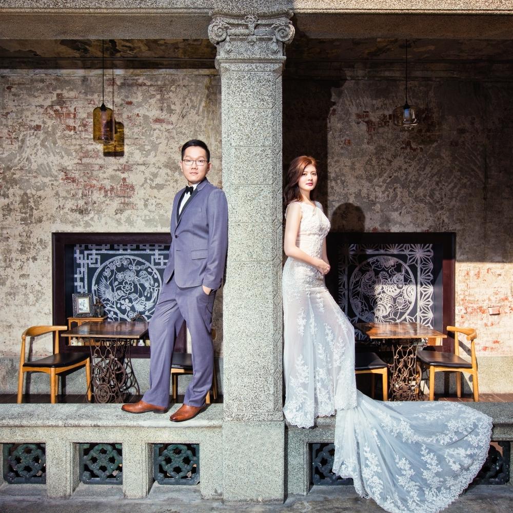 [自主婚紗] Tony & Wallis 婚紗攝影@台北集食行樂|北海岸