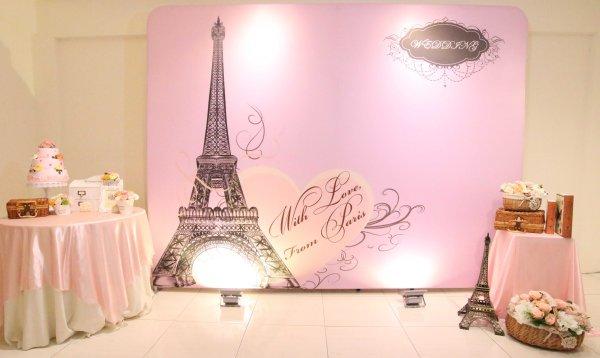 甜美巴黎(編號B-1