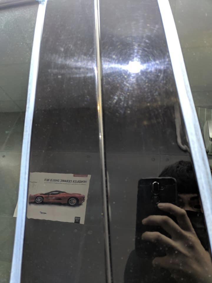 Benz Gle 450 雙層鍍膜!