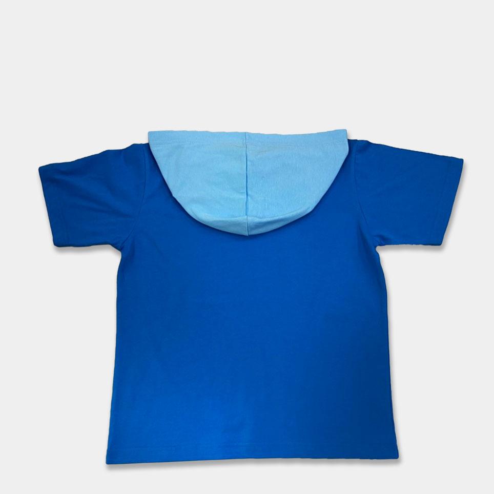 T恤變化款-M8007帽T