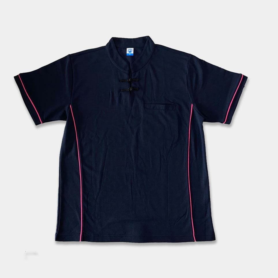 T恤變化款-M8017禪風T