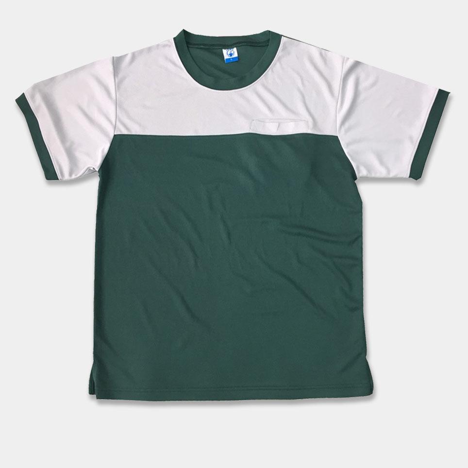 T恤變化款-口袋