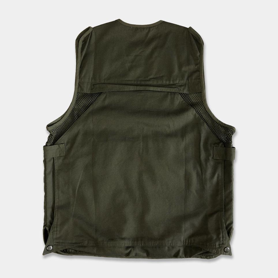 背心-多口袋背心