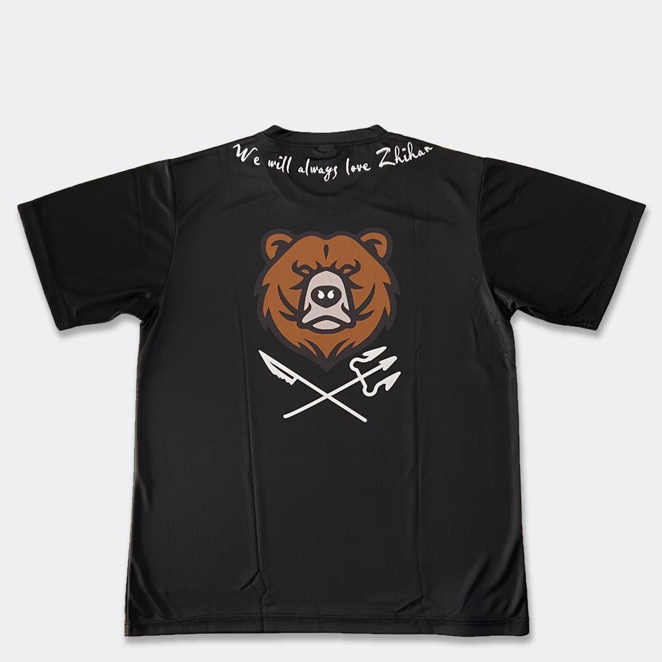 T恤全彩圖稿設計-嘉