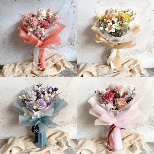 母親節花束-熱銷小資