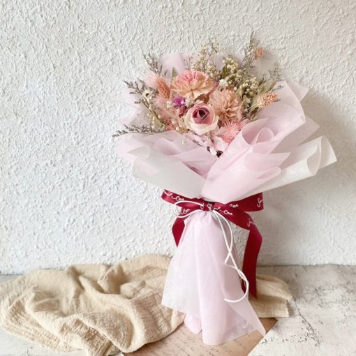 母親節花束-粉紅力量