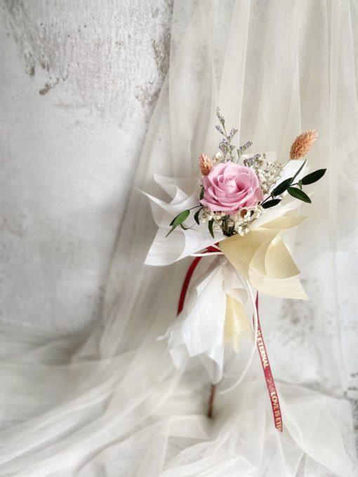 永生玫瑰花束|情人節
