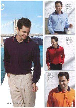WCP016長袖棉質