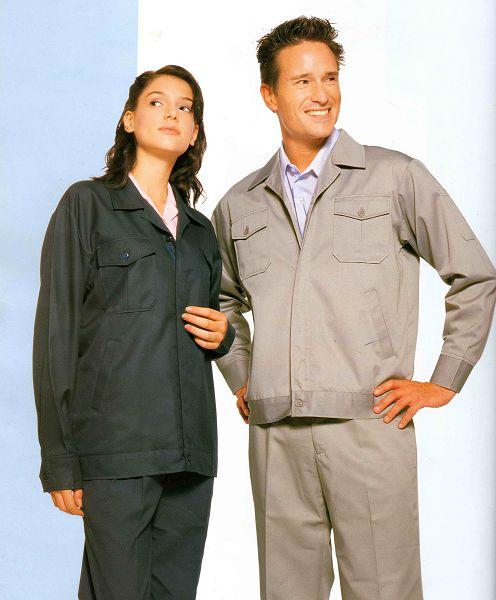 W029單層工作外套