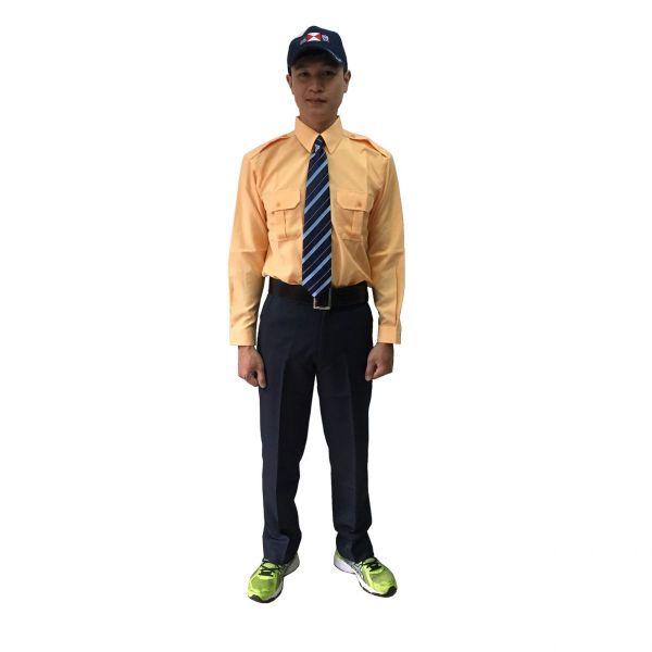 GU001保全服橘色