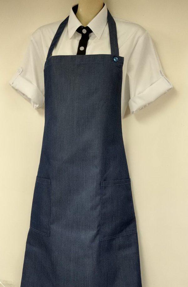 R_75牛仔圍裙