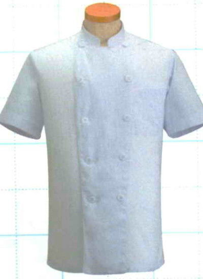 R_22立領廚師服