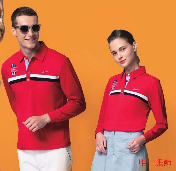 2020 PI-0025 長袖POLO衫