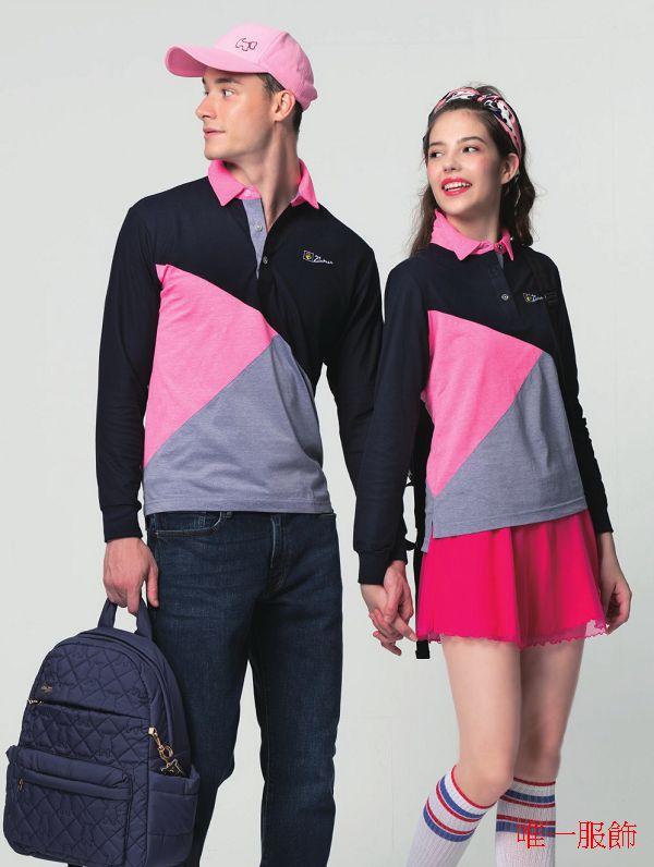 2020 PI-0023 長袖POLO衫