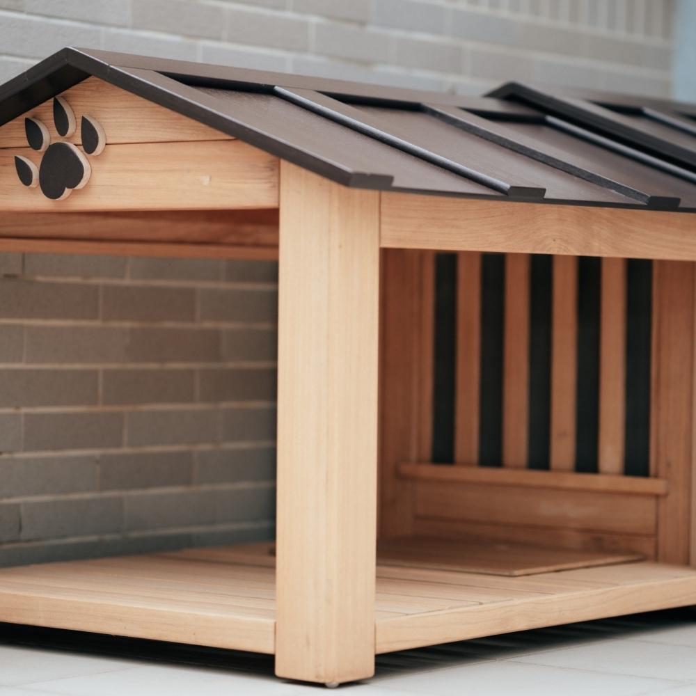 200416有涼亭設計的狗屋