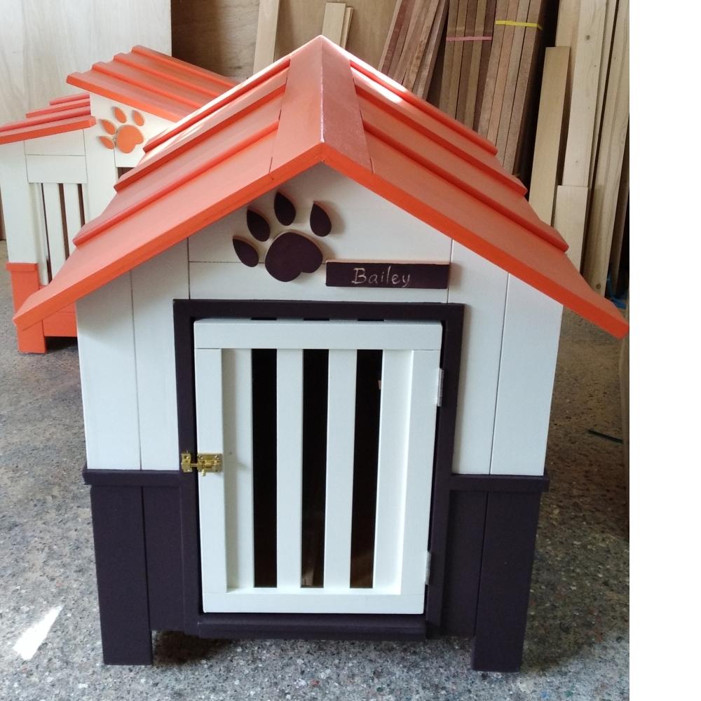 大型狗屋設計製作