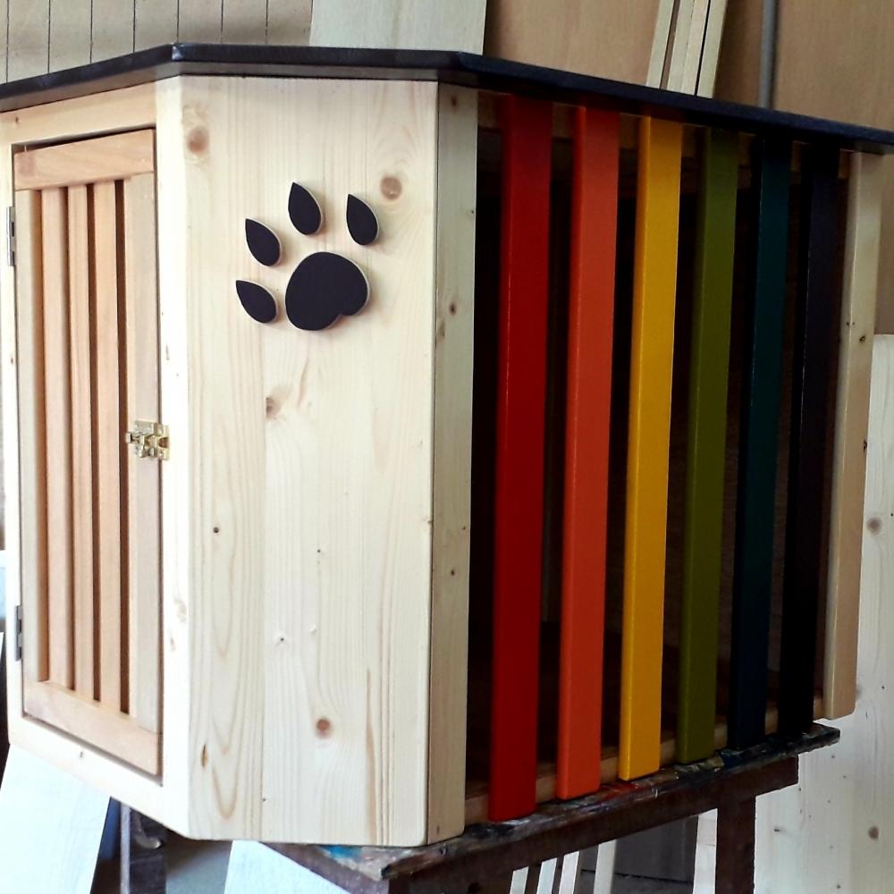 彩虹狗屋,老麥出品。
