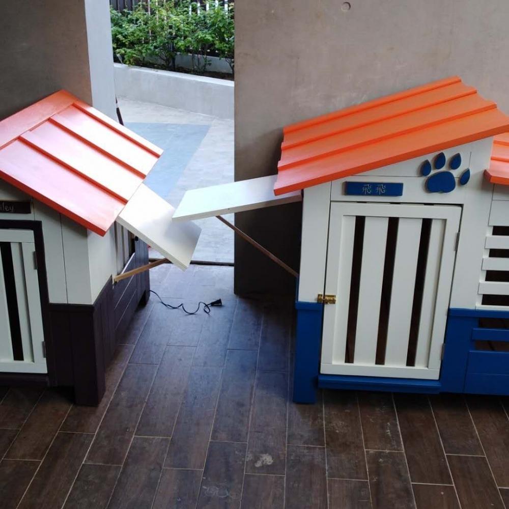 各種造型狗屋設計製作