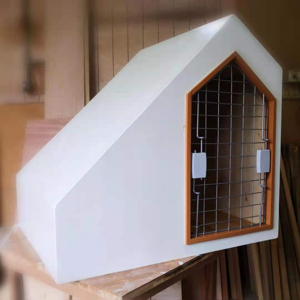 新狗屋設計,門可快速取下