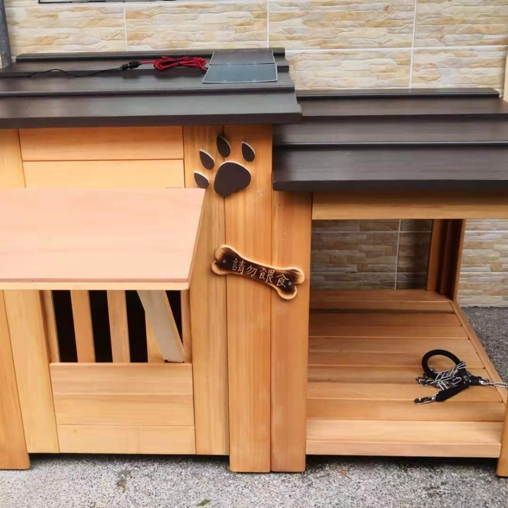 多功能騎樓狗屋設計製作