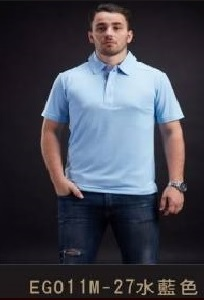 EGO-11M男款短袖POLO衫