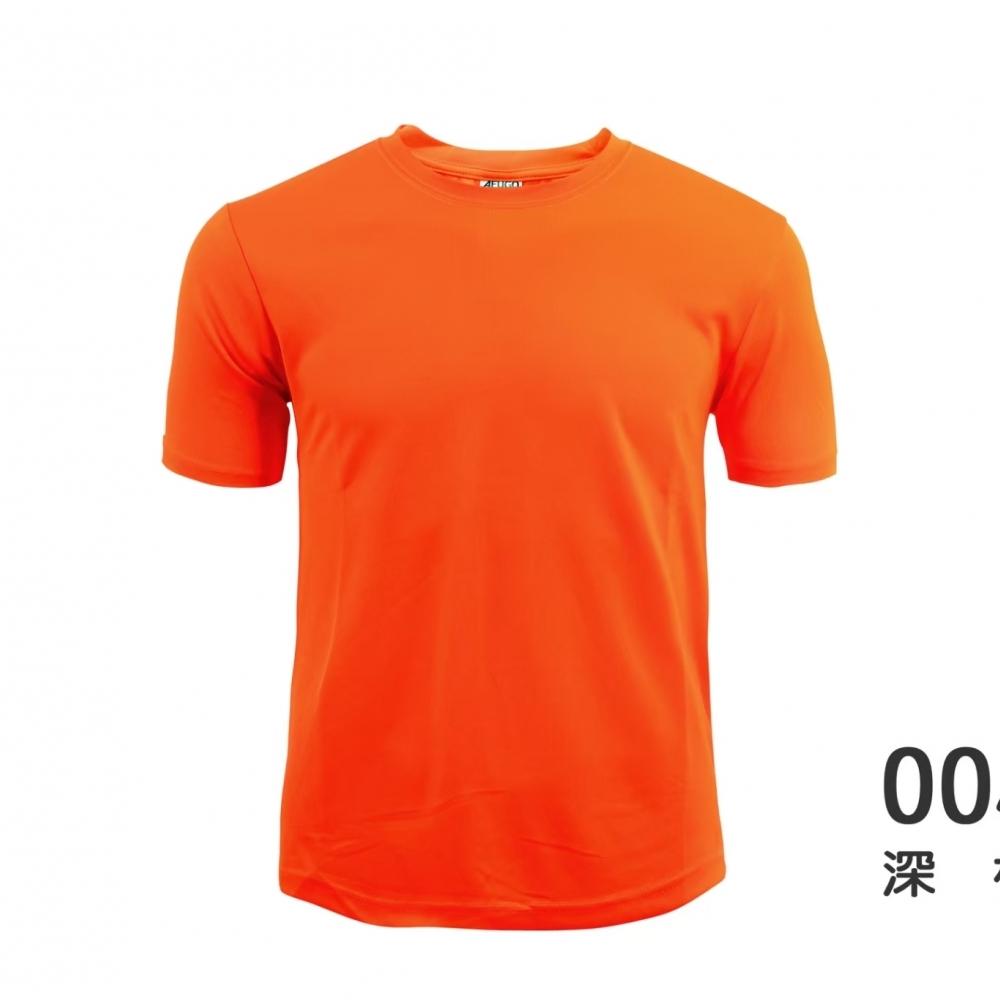 004吸溼排汗短T-