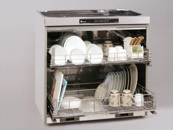 基本款52系列90CM獨立落地型烘碗機<<非雙驅蟑商品>> (雙層雙抽式) Q-9252 (爐下安裝型)