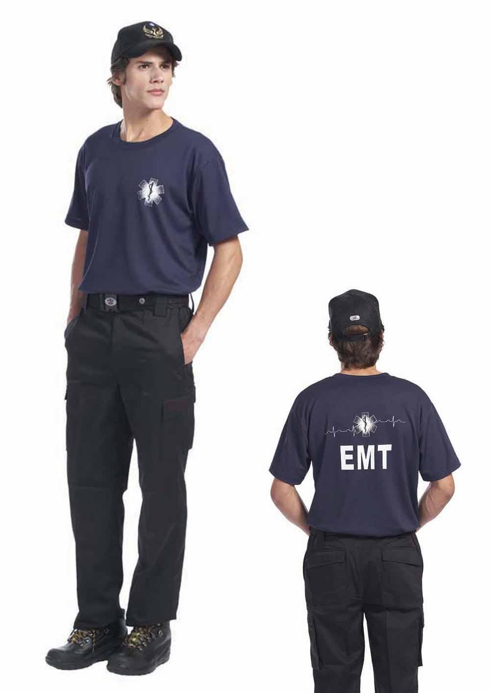 EMT圓領T恤(短袖