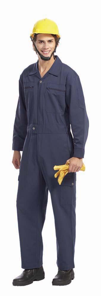 A503深藍色連身服