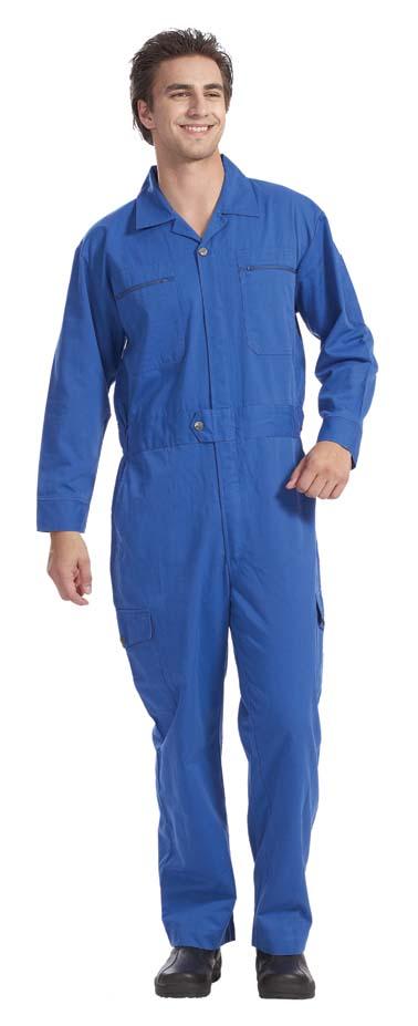 A501寶藍色連身服