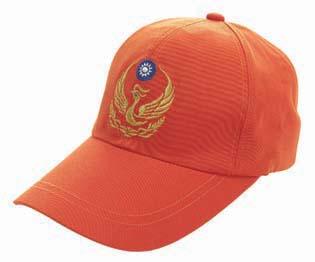 消防便帽-(橘色)