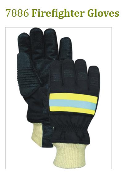 消防手套#7886