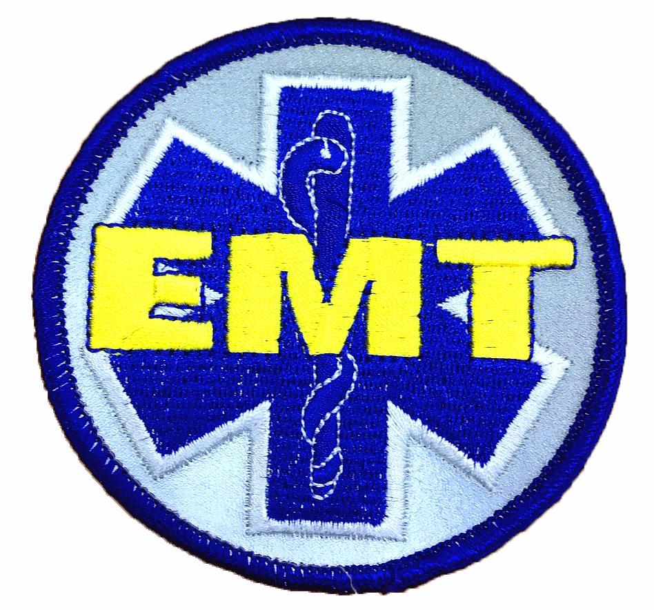 EMT臂章(圓形)-