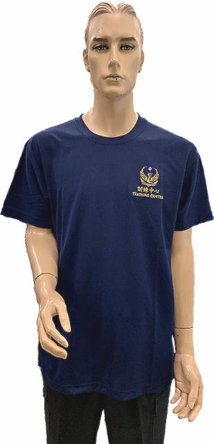 訓練中心-圓領T恤(