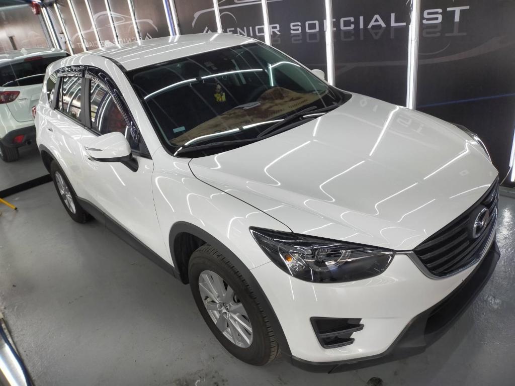 CX-5 白