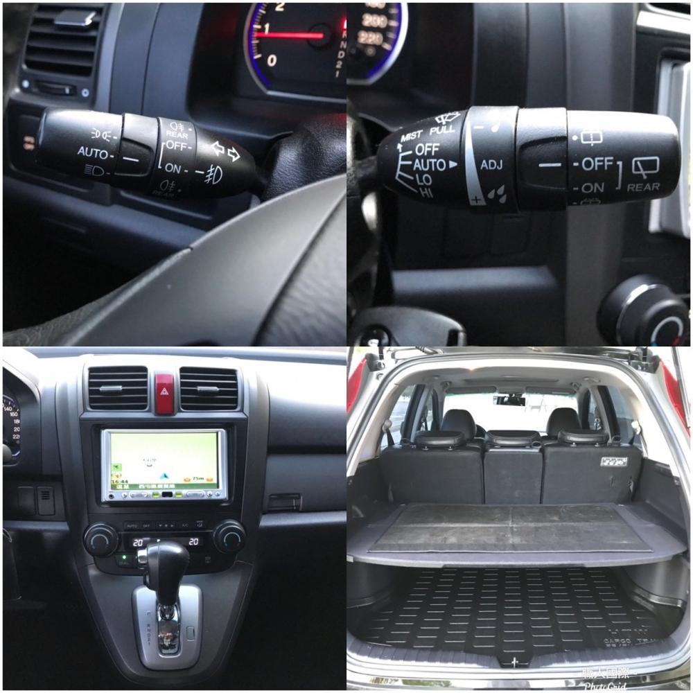 2011年出廠 CR-V 4WD 2.4-黑