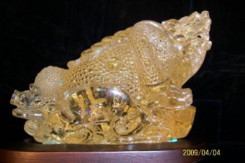 善福-三腳金蟾-黃水
