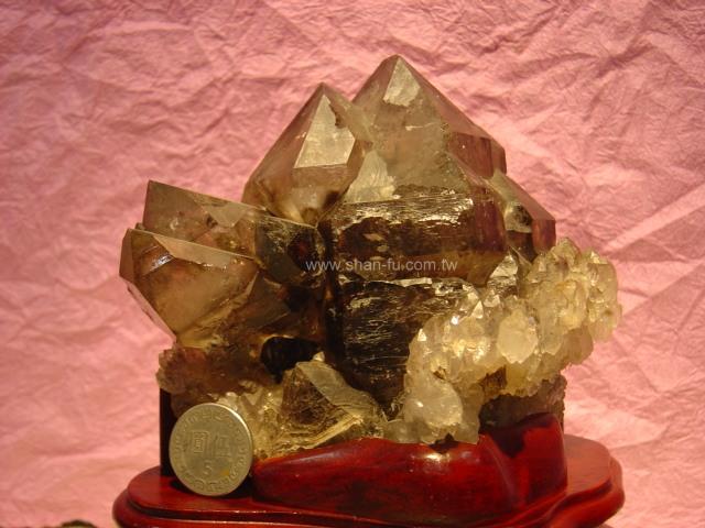 善福-骨幹水晶城堡