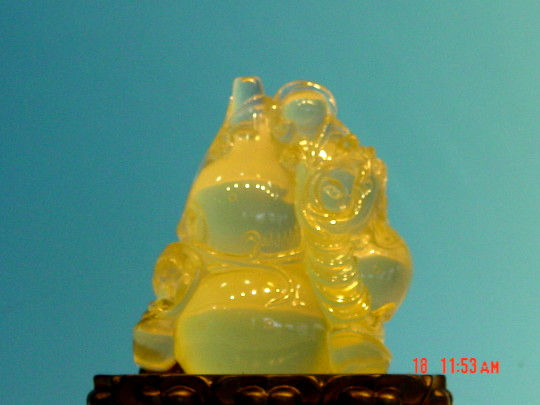 善福-維玻利亞黃晶