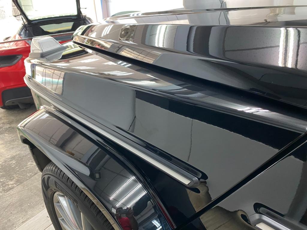 Benz G500 full PPF