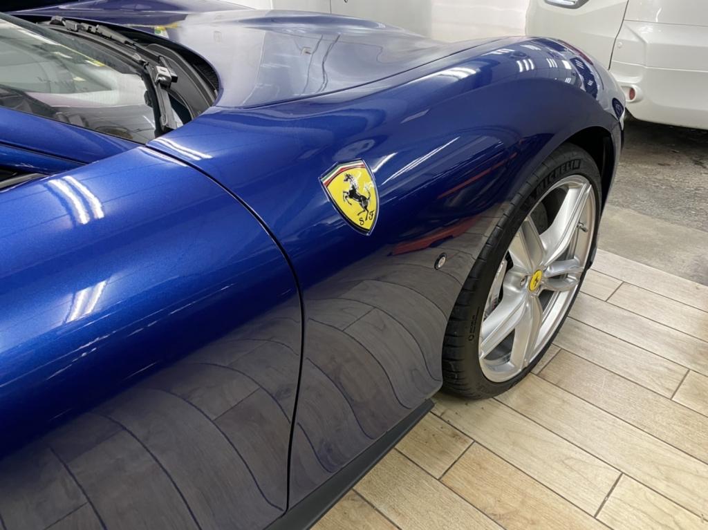Ferrari Roma Full Body Warp PPF