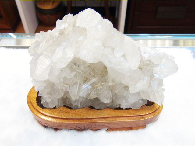 白水晶簇(小)